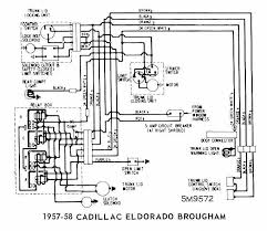 coil wires on a 73 eldorado circuit and wiring diagram trunk locks wiring diagram of 1957 58 cadillac eldorado brougham