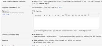 Emailing Coaches How To Create An Email Signature In Gmail