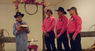 Joe Exotic's Wedding Video to Husbands ...