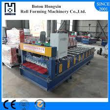sheet metal roll building sheet roll forming machine trapezoidal sheet metal roll