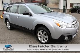 subaru outback 2014 white. Delighful White Used 2014 Subaru Outback 25i SUV For Sale In Kirkland WA Throughout White