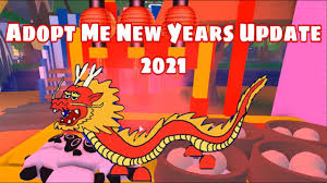 Adopt Me Chinese New Year 2021 Update - YouTube