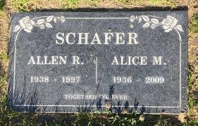 Allen Randall Schafer (1938-1997) - Find A Grave Memorial