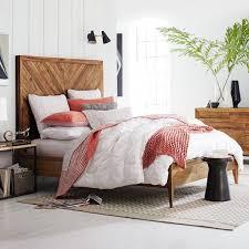 reclaimed wood bed frame. Alexa Reclaimed Wood Bed Frame