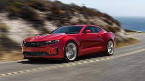 2020 Chevrolet Camaro Saves Face Shows Its New Grille