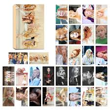 Red Velvet Ice Cream Cake Lomo Photocard Set Kpop Mall Usa