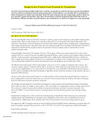 Best Photos Of Sample Grant Letter Of Interest Grant