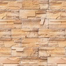 decowall madrid bronze brick stone l and stick 3d effect self adhesive diy wallpaper
