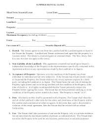 One Page Lease Agreement Free Printable Lease Agreement Template Rent Receipt Forms