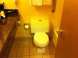 average size of a bathroom. quality inn san simeon: average size bathroom of a c