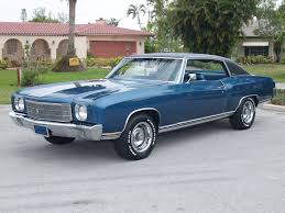 The 1970 Chevy Monte Carlo - Big Seller for GM