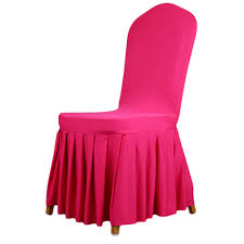 chair covers. aliexpress.com : buy home chair cover polyester spandex dining covers for wedding party brown seat new 1 pcs from i