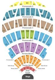Hollywood Bowl Tickets Seating Charts And Schedule In Los