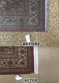 check out this before and after photos of a rug we recently cleaned oriental rug