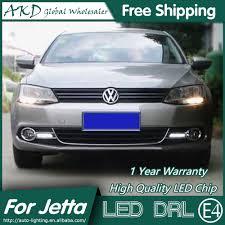 2014 Vw Jetta Daytime Running Lights Akd Car Styling For Vw Jetta Led Drl 2012 2014 Jetta Mk6 Led