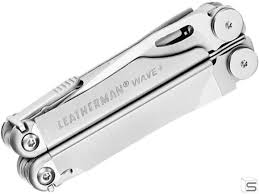 leatherman wave multi tool with molle sheath color snless steel
