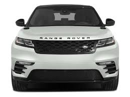 2018 land rover price. fine land 2018 land rover range velar base price p380 rdynamic hse pricing  front view inside land rover price