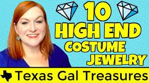 texasgaltreres sellingjewelry vinecostumejewelry