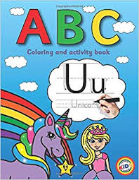 Fulfilment by amazon (fba) is a service amazon offers sellers that lets them store their products in amazon's warehouses, and amazon directly does it is a colouring book but equally an alphabet workbook as well. Amazon Com Abc Coloring And Activity Book Pre K Kindergarten And Kids Ages 3 5 Coloring And Writing Workbook Kids Alphabet Coloring Book 9781733566858 Dootls Books