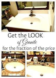 painting laminate bathroom countertops bathroom painting to look like granite painted home appetizer ideas