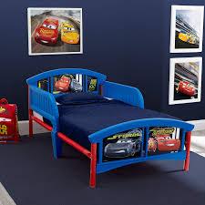 Amazon.com : Delta Children Plastic Toddler Bed, Nickelodeon ...