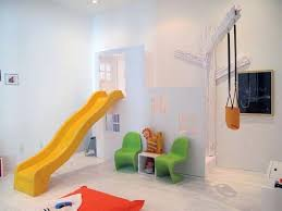 indoor slide indoor swing Children's Playroom