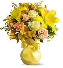 sunny smiles bouquet say it with flowers bbo escape