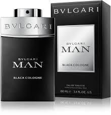 <b>Bvlgari Man Black Cologne</b> 100ml in duty-free at airport Kurumoch