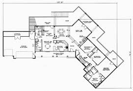 Ranch Style House Plan  4 Beds 2 Baths 3200 SqFt Plan 4817 House Plans Ranch