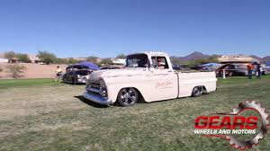 1959 Chevy Fleetside / Hemi / Gears Wheels and Motors - YouTube