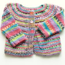 Hand Knitted Sweaters Designs For Baby Girl Size 00 Baby Girls Hand Knitted Baby Cardigan Lollipop