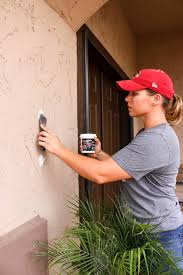 to repair holes in your home s exterior