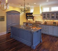 yellow country kitchens. Blue And Yellow Country Kitchen Cabinets Kitchens