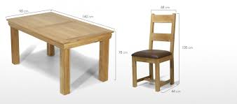 constance oak 160 cm dining table and 6 chairs