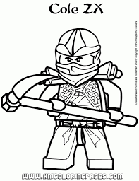 Green Ninjago Lloyd Zx Coloring Page H Amp M Coloring Pages for ...