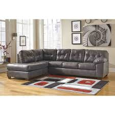 Ashley Furniture Alliston Sectional in Gray
