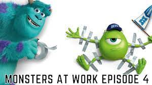 Monsters At Work Episode 4 Release Date ...