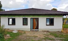 Reverenz Fenster Und Türen Für Einfamilien Bungalow Unterwegs In