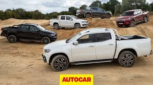 What's the best 4x4 pickup truck? | 2019 MEGATEST | Autocar - YouTube