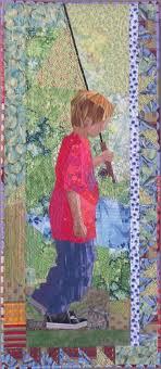 Ruth McDowell Quilts | Fisherboy..Ruth Mcdowell, love her work ... & Ruth Mcdowell, love her work | art quilts Adamdwight.com
