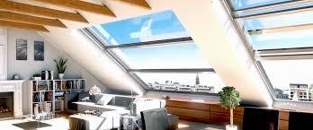 Dachausstiege Dachfenster Schiebefenster Und Glasdächer Verasonn