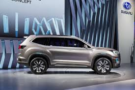 2018 subaru viziv.  viziv this is subaruu0027s new viziv7 midsize suv concept and it rivals vwu0027s atlas inside 2018 subaru viziv