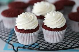 Red Velvet Cupcakes With Vanilla Frosting Passion 4 Baking Get