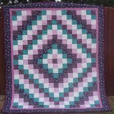 Trip Around The World Quilt Pattern Best Trip Around The World Bed Quilt FaveQuilts