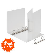 Print Binder Frosted A5 Binder
