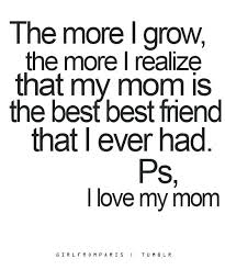 Love Quotes On Mom Hover Me Amazing Love Quotes For Mom