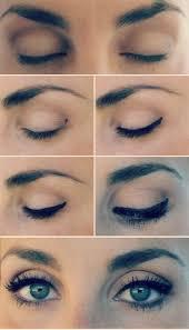 easy trick for eyeliner