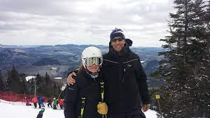U16 athlete Ava Willis and Coach Rob... - Franconia Ski Club | Facebook