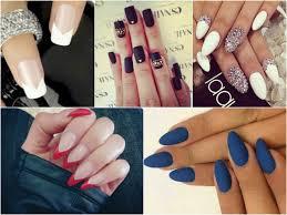 2015 Nail Shapes - Amazing Nails