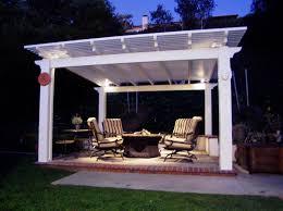 inspiring ideas patio cover lights marvelous patio cover lighting o59